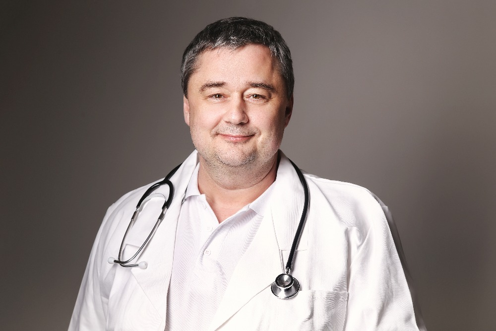 MUDr. Pavel Hranička