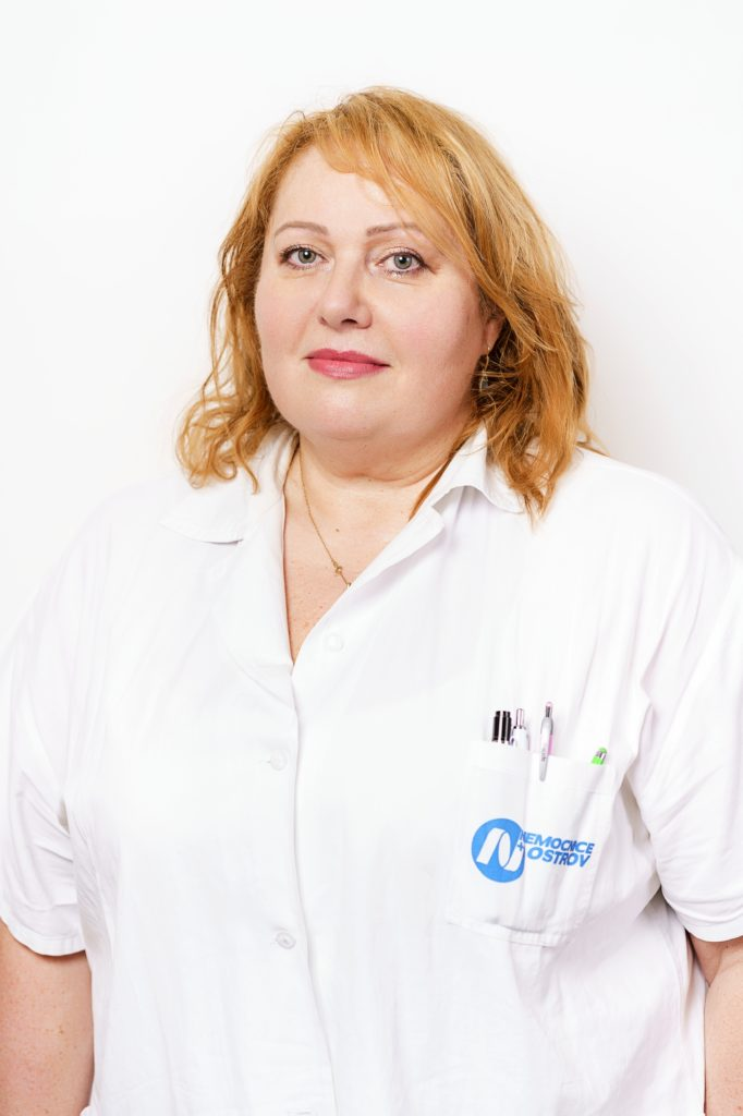 MUDr. Soňa Švejstilová