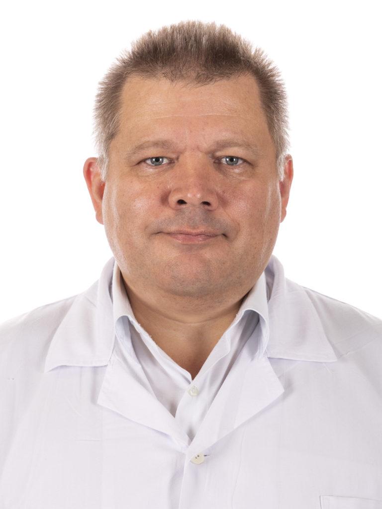 Prim. MUDr. Jurij Ovčarenko